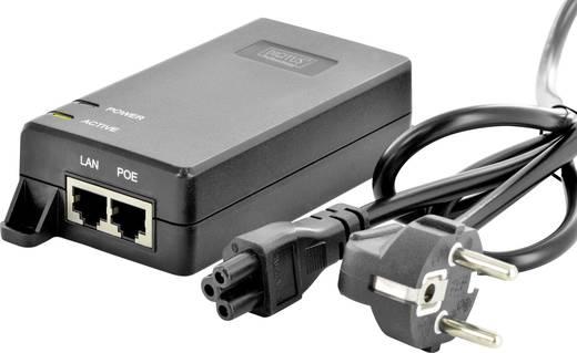 PoE Injektor 1 Gbit/s IEEE 802.3at (25.5 W), IEEE 802.3af (12.95 W) Digitus Professional DN-95103-2