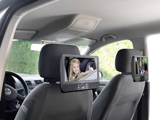 lenco dvp 939 kopfst tzen dvd player mit 2 monitoren. Black Bedroom Furniture Sets. Home Design Ideas