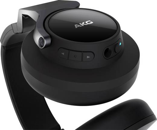 bluetooth kopfh rer akg harman k845bt over ear faltbar. Black Bedroom Furniture Sets. Home Design Ideas