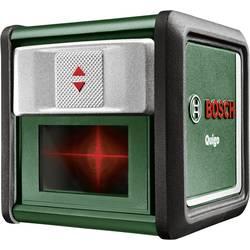 Optický nivelačný prístroj samonivelačná Bosch Home and Garden Quigo III, Dosah (max.): 10 m, Kalibrované podľa: bez certifikátu