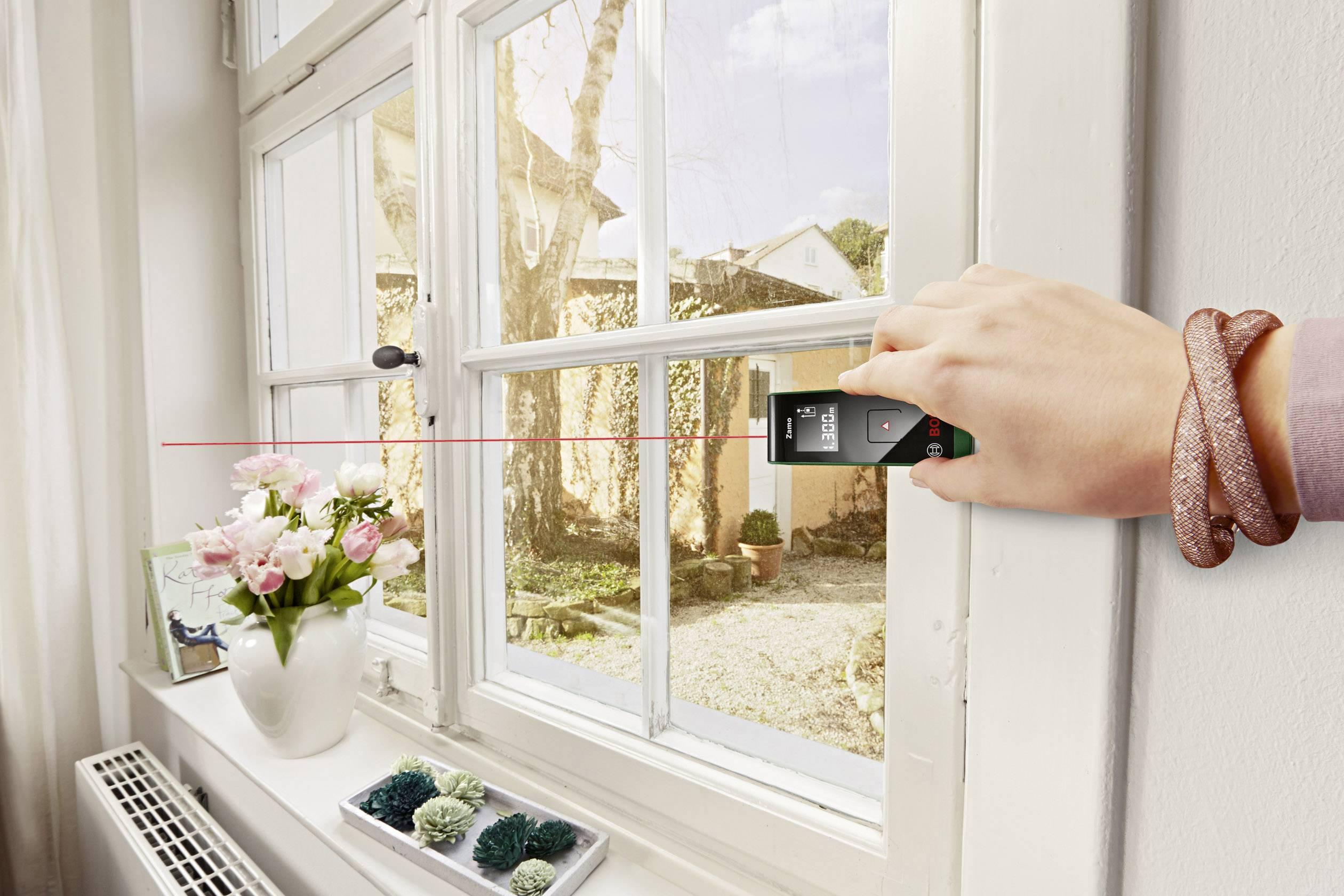 Ultraschall Entfernungsmesser Kinder : Bosch home and garden zamo ii laser entfernungsmesser messbereich
