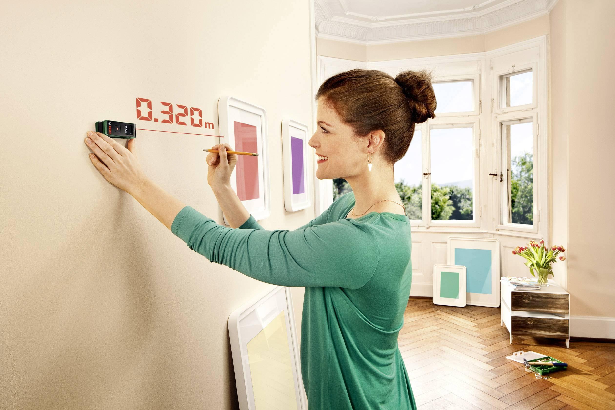 Bosch Entfernungsmesser Zamo Ii : Bosch home and garden zamo ii laser entfernungsmesser messbereich