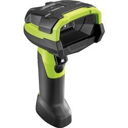 Ručný skener čiarových kódov Zebra LI3608-SR LI3608-SR3U4600VZW, Imager, USB, čierna, zelená