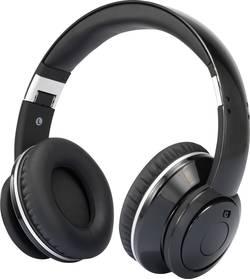 Cestovní sluchátka Renkforce HP02 RF-4356114 černá