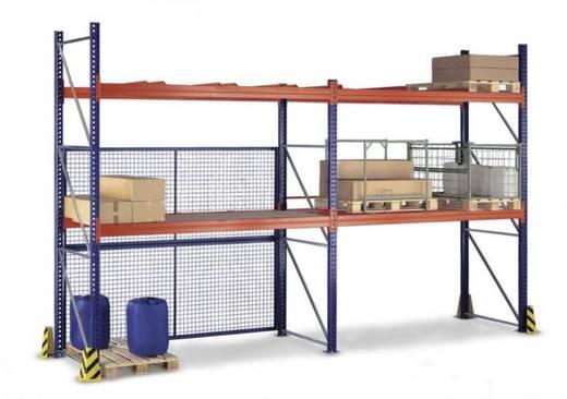 Traverse Stahl pulverbeschichtet Rot-Orange Traversen META 94816