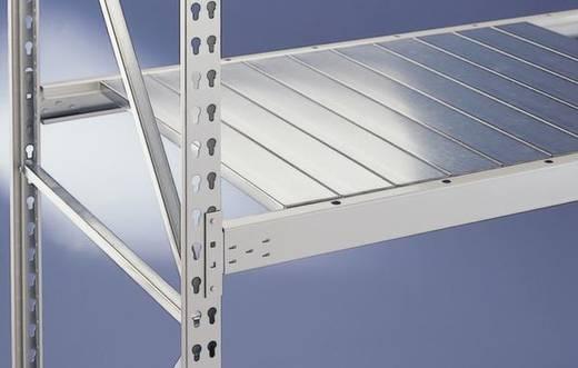 Fachboden (B x T) 2600 mm x 650 mm Stahl verzinkt Verzinkt Stahlpaneele META 43040