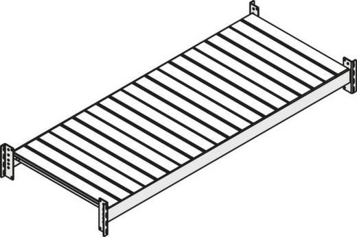 Fachboden (B x T) 1800 mm x 600 mm Stahl verzinkt Verzinkt Metallboden WSF18.60B