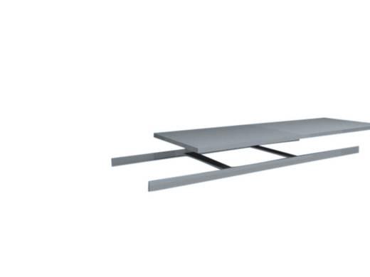 Fachboden (B x T) 2500 mm x 800 mm Stahl verzinkt Verzinkt Metallboden Orion Regalsysteme ZB08025