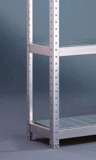 Fachboden (B x T) 1700 mm x 600 mm Stahl verzinkt Verzinkt Stahlpaneele META 87041