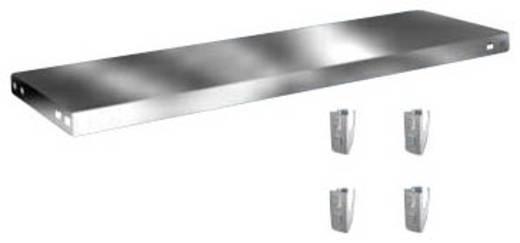 Fachboden (B x T) 1000 mm x 300 mm Stahl verzinkt Verzinkt Metallboden Orion Regalsysteme Z10030L/040