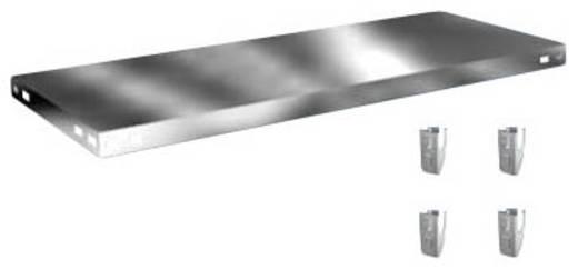 Fachboden (B x T) 1000 mm x 400 mm Stahl verzinkt Verzinkt Metallboden Orion Regalsysteme Z10040L/040