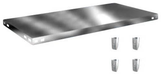 Fachboden (B x T) 1000 mm x 500 mm Stahl verzinkt Verzinkt Metallboden Orion Regalsysteme Z10050L/040