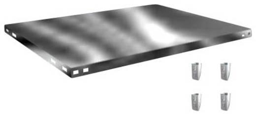Fachboden (B x T) 1000 mm x 800 mm Stahl verzinkt Verzinkt Metallboden Orion Regalsysteme Z10080L/040