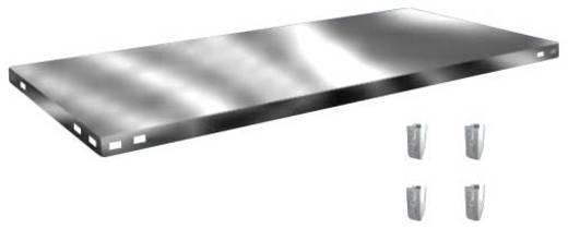 Fachboden (B x T) 1300 mm x 600 mm Stahl verzinkt Verzinkt Metallboden Orion Regalsysteme Z13060L/040