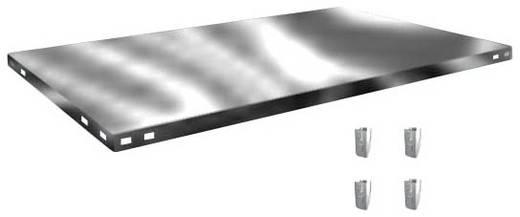 Fachboden (B x T) 1300 mm x 800 mm Stahl verzinkt Verzinkt Metallboden Orion Regalsysteme Z13080L/040