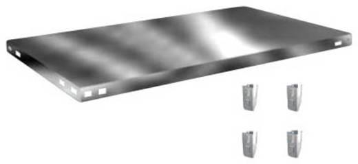 Fachboden (B x T) 1000 mm x 600 mm Stahl verzinkt Verzinkt Metallboden Orion Regalsysteme Z10060M/040