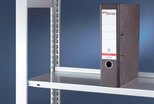 Fachboden (B x T) 1000 mm x 1000 mm Stahl verzinkt Verzinkt Metallboden META 77594