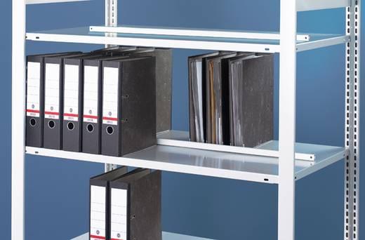 Fachboden (B x T) 750 mm x 600 mm Stahl verzinkt Verzinkt Metallboden META 77624
