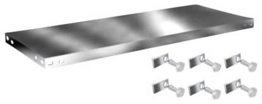 Fachboden (B x T) 1000 mm x 400 mm Stahl verzinkt Verzinkt Metallboden Orion Regalsysteme Z10040L/051
