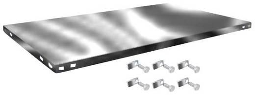 Fachboden (B x T) 1300 mm x 800 mm Stahl verzinkt Verzinkt Metallboden Orion Regalsysteme Z13080L/051