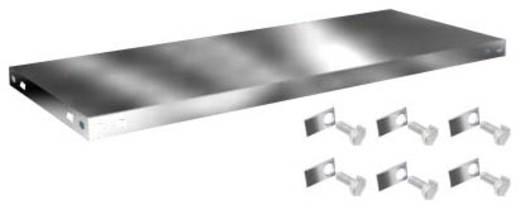 Fachboden (B x T) 1000 mm x 400 mm Stahl verzinkt Verzinkt Metallboden Orion Regalsysteme Z10040M/051