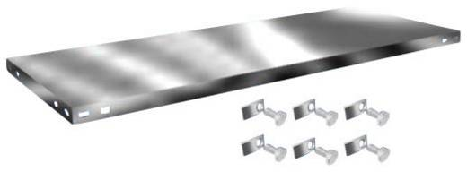Fachboden (B x T) 1300 mm x 500 mm Stahl verzinkt Verzinkt Metallboden Orion Regalsysteme Z13050M/051