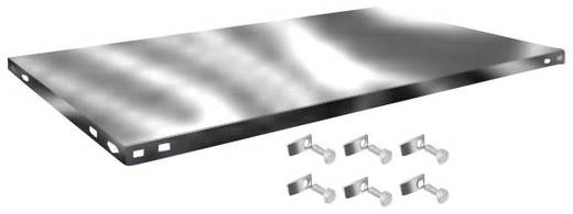 Fachboden (B x T) 1300 mm x 800 mm Stahl verzinkt Verzinkt Metallboden Orion Regalsysteme Z13080M/051