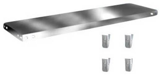 Fachboden (B x T) 1000 mm x 300 mm Stahl verzinkt Verzinkt Metallboden Orion Regalsysteme Z10030S/040