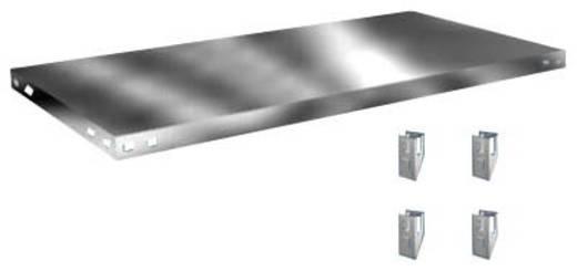 Fachboden (B x T) 1000 mm x 500 mm Stahl verzinkt Verzinkt Metallboden Orion Regalsysteme Z10050S/040