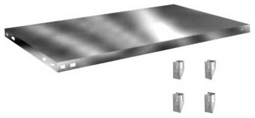 Fachboden (B x T) 1000 mm x 600 mm Stahl verzinkt Verzinkt Metallboden Orion Regalsysteme Z10060S/040