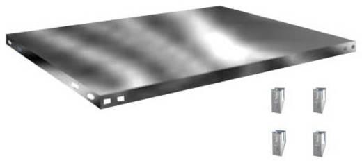 Fachboden (B x T) 1000 mm x 800 mm Stahl verzinkt Verzinkt Metallboden Orion Regalsysteme Z10080S/040