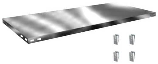Fachboden (B x T) 1300 mm x 600 mm Stahl verzinkt Verzinkt Metallboden Orion Regalsysteme Z13060S/040