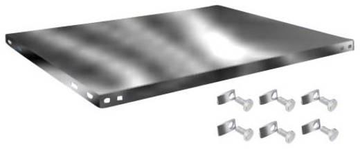 Fachboden (B x T) 1000 mm x 800 mm Stahl verzinkt Verzinkt Metallboden Orion Regalsysteme Z10080S/051