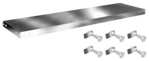 Fachboden (B x T) 1000 mm x 300 mm Stahl verzinkt Verzinkt Metallboden Orion Regalsysteme Z10030S/051