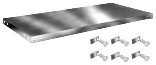 Fachboden (B x T) 1000 mm x 500 mm Stahl verzinkt Verzinkt Metallboden Orion Regalsysteme Z10050S/051
