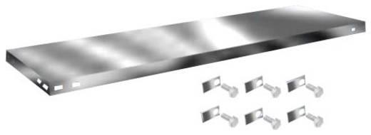 Fachboden (B x T) 1300 mm x 400 mm Stahl verzinkt Verzinkt Metallboden Orion Regalsysteme Z13040S/051