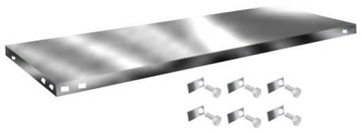 Fachboden (B x T) 1300 mm x 500 mm Stahl verzinkt Verzinkt Metallboden Orion Regalsysteme Z13050S/051