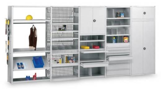 Wannenboden (B x T) 1300 mm x 500 mm Stahl verzinkt Verzinkt Stahlboden Orion Regalsysteme Z13050W/53413