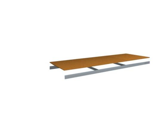 Fachboden (B x T) 2500 mm x 800 mm Holz Holz Holzboden Orion Regalsysteme ZH08025