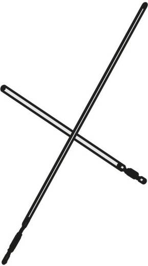 Diagonalverstrebung Stahl verzinkt Verzinkt 29.432