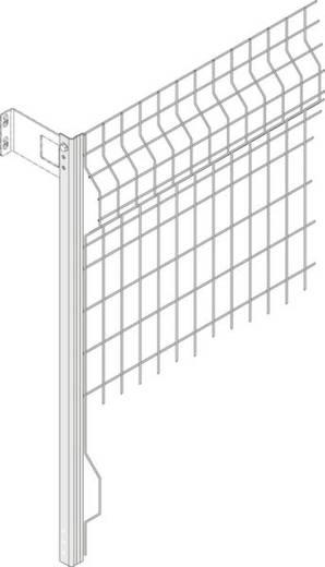 Palettenregal (B x H) 2700 mm x 1500 mm Stahl verzinkt 66-27802 Verzinkt