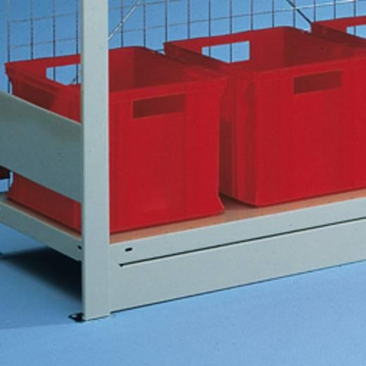 Fachbodenregal (B x H) 1300 mm x 56 mm Stahl META 58662 Verzinkt