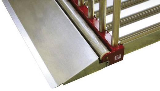 Rampe für Tafelregal Stahl verzinkt 815V120-0 Verzinkt