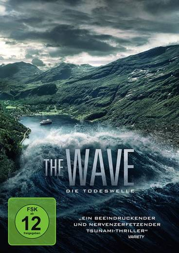 DVD The Wave Die Todeswelle FSK: 12