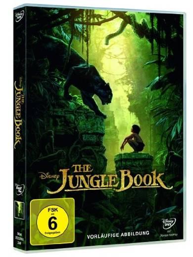DVD The Jungle Book FSK: 6