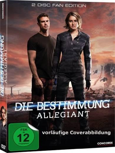 DVD Die Bestimmung-Allegiant Fan Edition FSK: 12