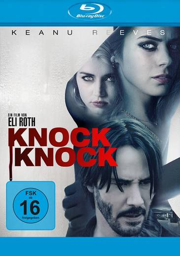 blu-ray Knock Knock FSK: 16