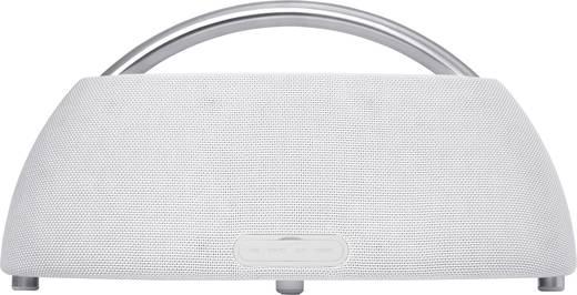 Bluetooth® Lautsprecher Harman Kardon Go + Play Freisprechfunktion Weiß