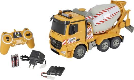 Carson RC Sport Betonmischer 1:20 RC Einsteiger Funktionsmodell Baufahrzeug inkl. Akku, Ladegerät und Senderbatterien
