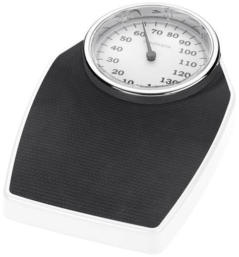 Medisana PSD Analoge Personenwaage Wägebereich (max.)=150 kg Schwarz/Weiß